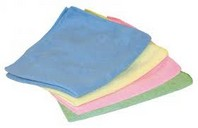 Chiffons microfibres standards